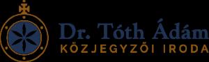 Dr. Tóth Ádám - Közjegyzői Iroda